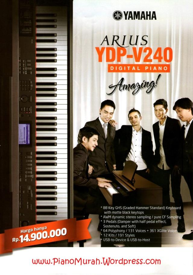 YAMAHA-YDP-V240-UNGU